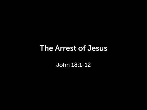 The Arrest of Jesus