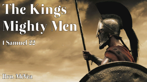 The Kings Mighty Men