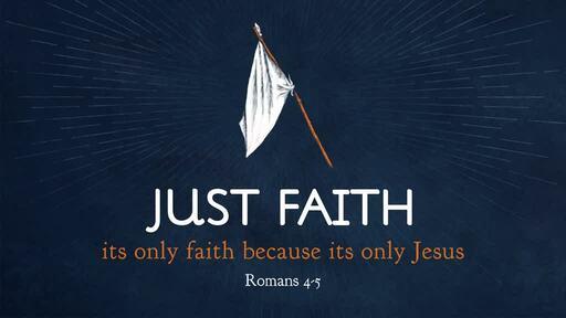 Just Faith