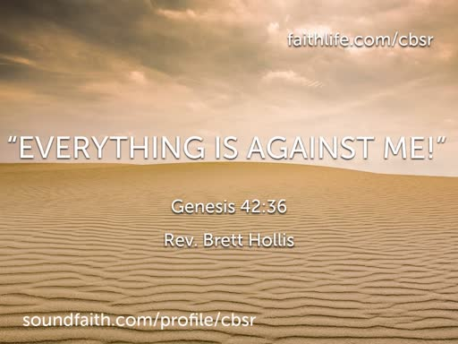 "11-17-19 ""Everything Is Against Me"" - 2nd Service"