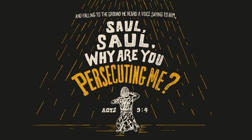 Transformed By Jesus (Acts 9:1-19)