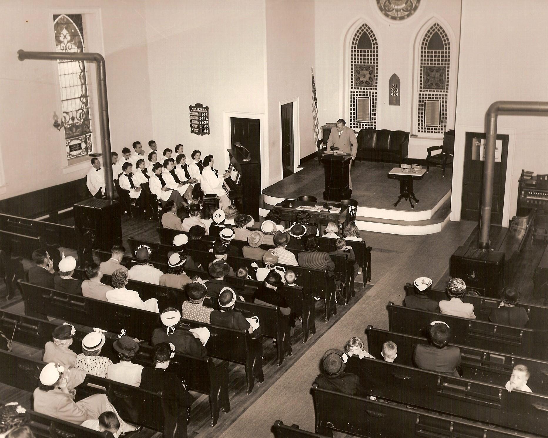 1950 Worship BV Madison, Pastor (2)