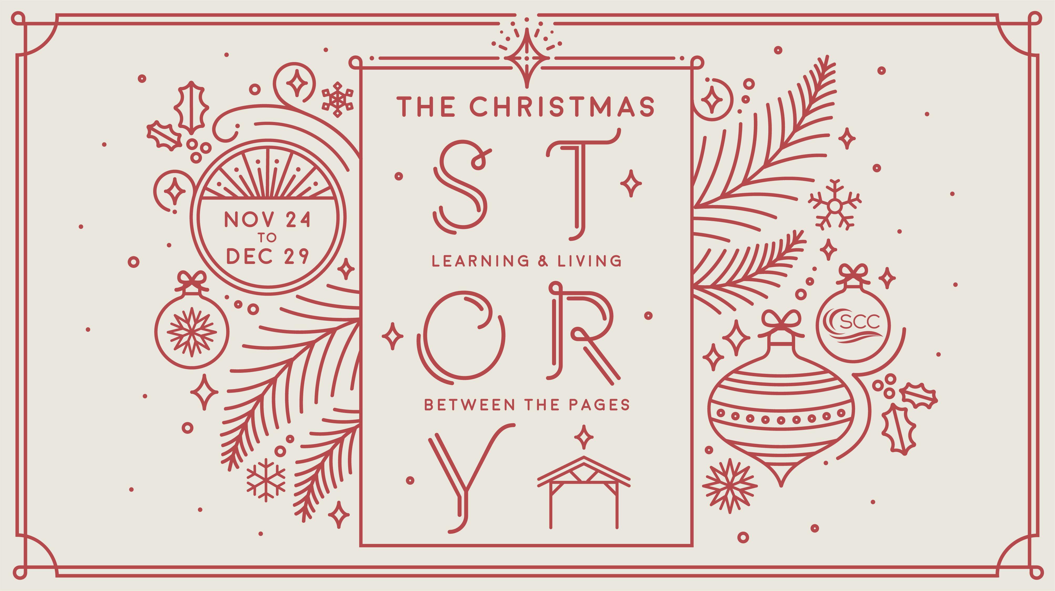 The Christmas Story Main Slide