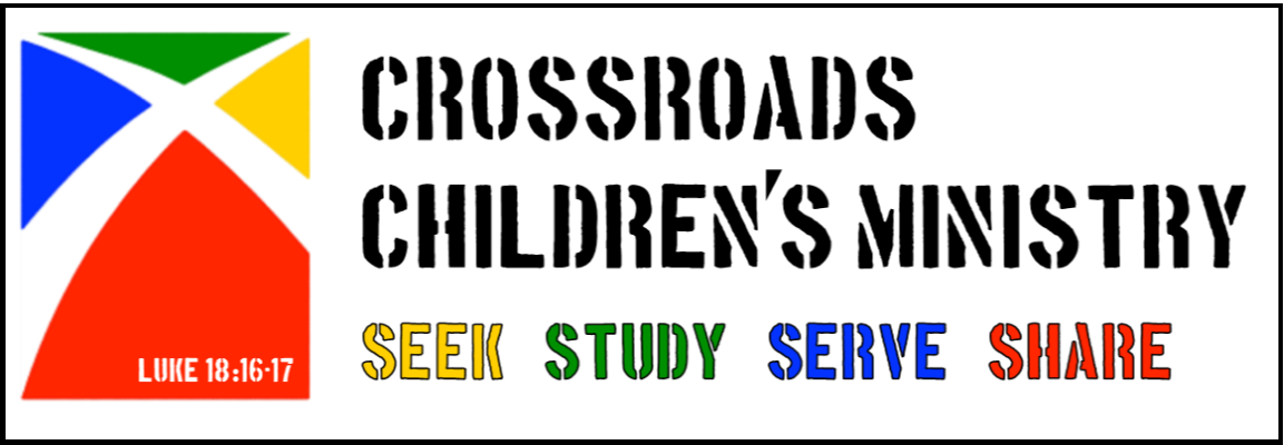 Crossroads Children's Ministry