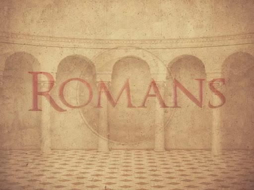 "September 11, 2016 "" Romans 5- Peace with God"""