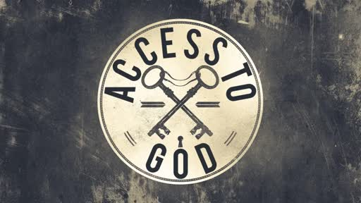 Access to God - 9/11/2016