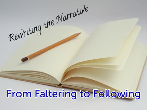 From Faltering to Following - Genesis 12:1-20