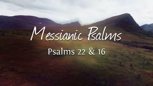 457 - Messianic Psalms - Psalm 22 cont.