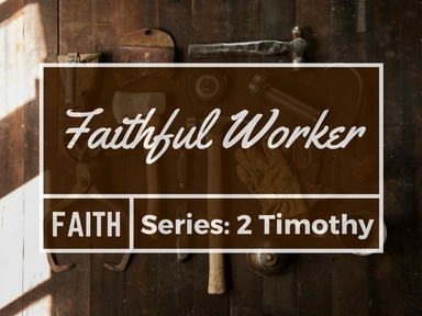 2 Timothy 1:1-2 - Passing the Torch