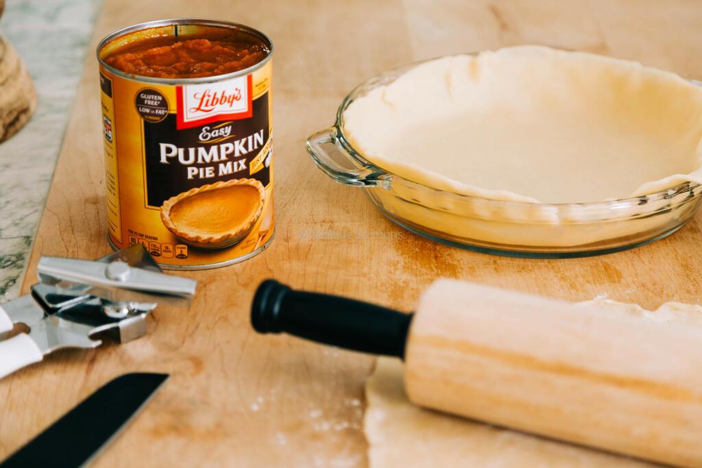 Pumpkin Pie Ingredients large preview
