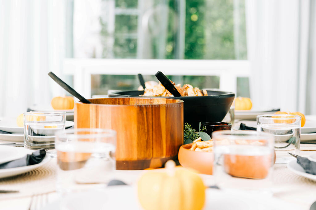 Thanksgiving Tablescape large preview
