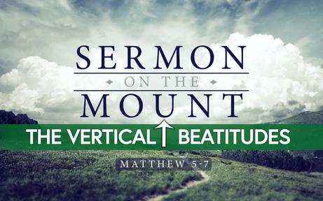 The Vertical Beatitudes