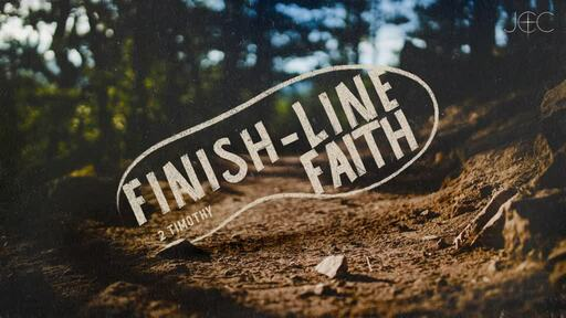 Finish-Line Faith