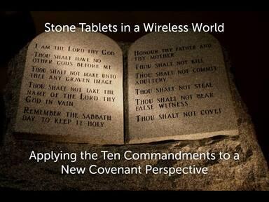 Ten Comandments are Guiderails of Life