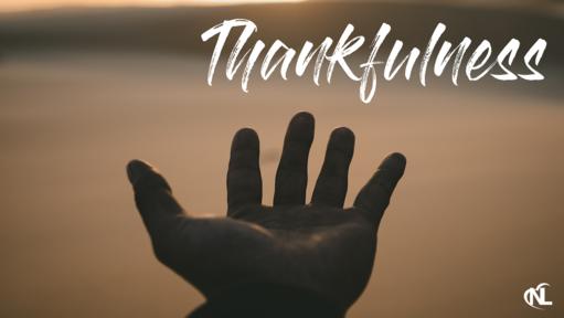 11.24.19 | Thankfulness