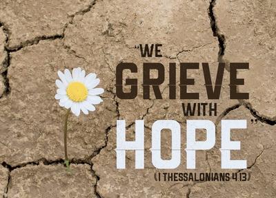 Gospel Hope in the Midst of Grief