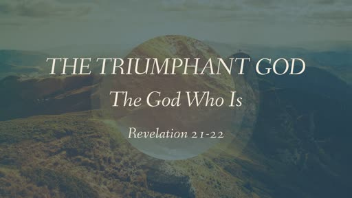 The Triumphant God