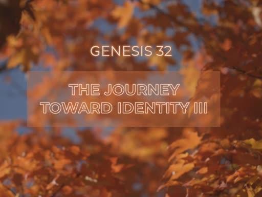 Journey Toward Identity 3