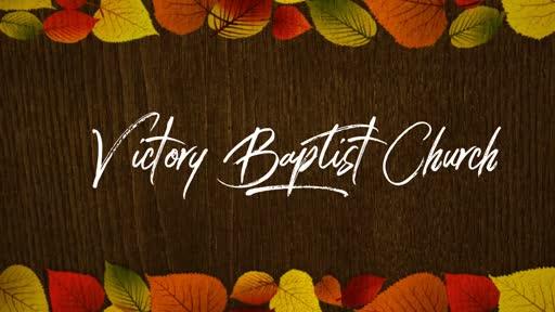 Sunday , November 24 AM Service