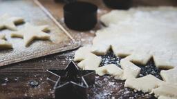 Baking Christmas Cookies  image 1