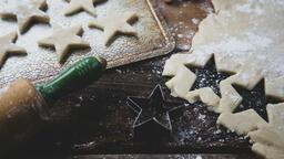 Baking Christmas Cookies  image 2