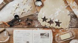 Baking Christmas Cookies  image 3