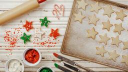 Baking Christmas Cookies  image 4