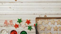 Baking Christmas Cookies  image 5