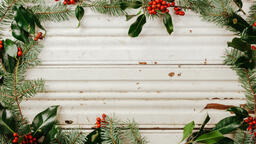 Rustic Christmas 2018 border of pine and holly 16x9 2f34ea93 db7e 4b3a 865d 4c05a43df11c image