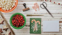 Christmas Card Station  image 1