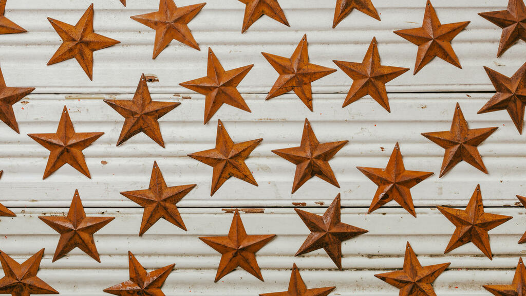 Rusty Stars large preview