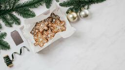 Snowflake Gingerbread Cookies  image 4
