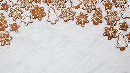 Snowflake Gingerbread Cookies  image 5