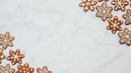 Snowflake Gingerbread Cookies  image 7