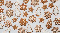 Snowflake Gingerbread Cookies  image 9