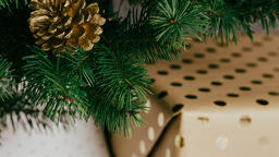 Metallic Christmas 2018 presents under the tree 16x9 9c3b4650 96e0 4430 85bd 39e8476be94f image