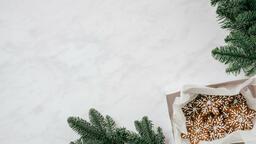 Snowflake Gingerbread Cookies  image 2