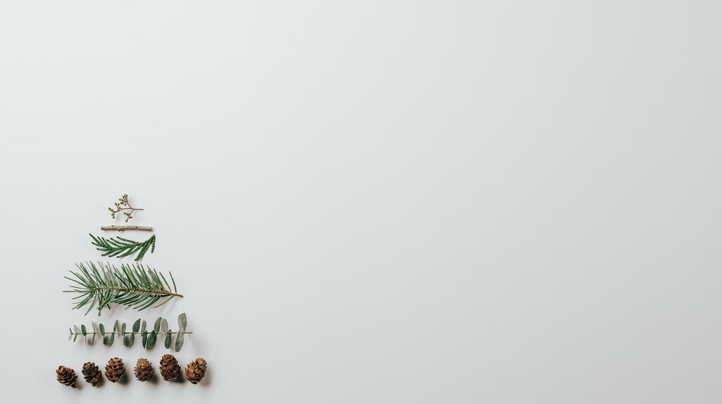 Minimalist Christmas Tree large preview