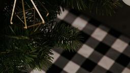 Christmas Tree Close-Up  image 3