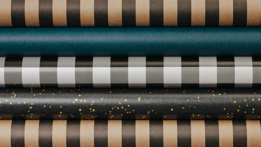 Christmas Wrapping Paper large preview