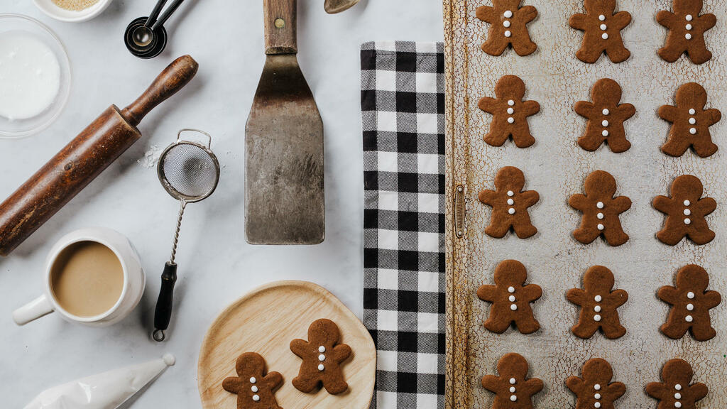 Gingerbread Men large preview