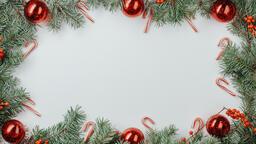 Christmas Border  image 1