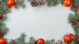 Christmas Border  image 2
