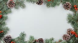 Christmas Border  image 3