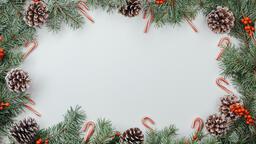 Christmas Border  image 4