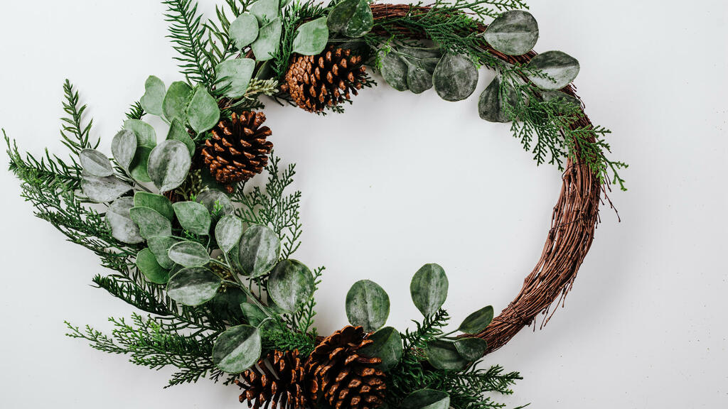 Christmas Wreath large preview