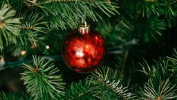 Modern Christmas 2018 red ornament 16x9 15e160d2 4098 4328 bb14 33501b1c91b3 image