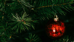 Modern Christmas 2018 red ornament 16x9 5b1867e1 b205 4dee b421 952ed2dc1827 image
