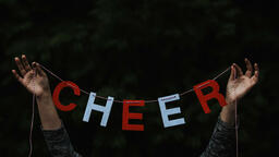 Cheer Banner  image 1