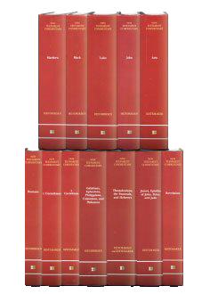 Hendriksen & Kistemaker New Testament Commentary | HK (18 vols.)